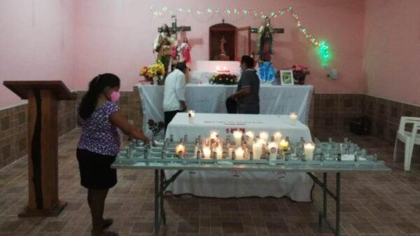 En Kantunilkín ofrecen viandas en honor a San Isidro Labrador