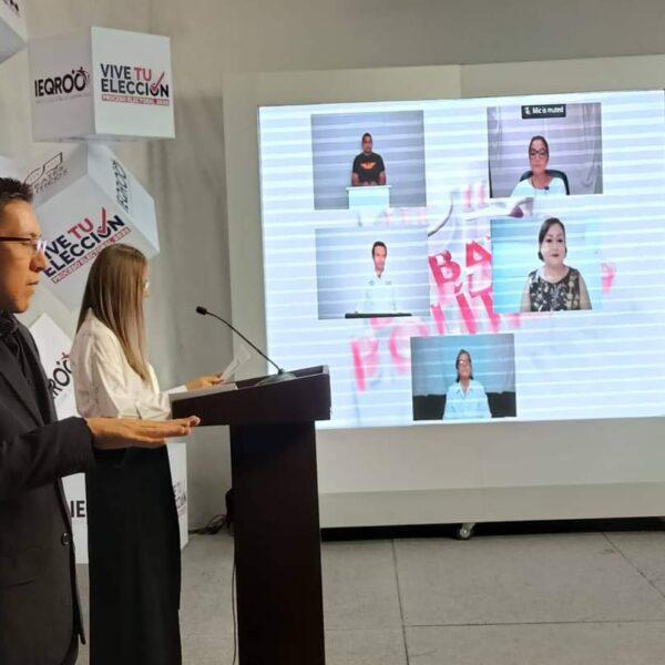 Le llueven en el debate acusaciones de corrupción e ineficiencia a Pedro Joaquín.