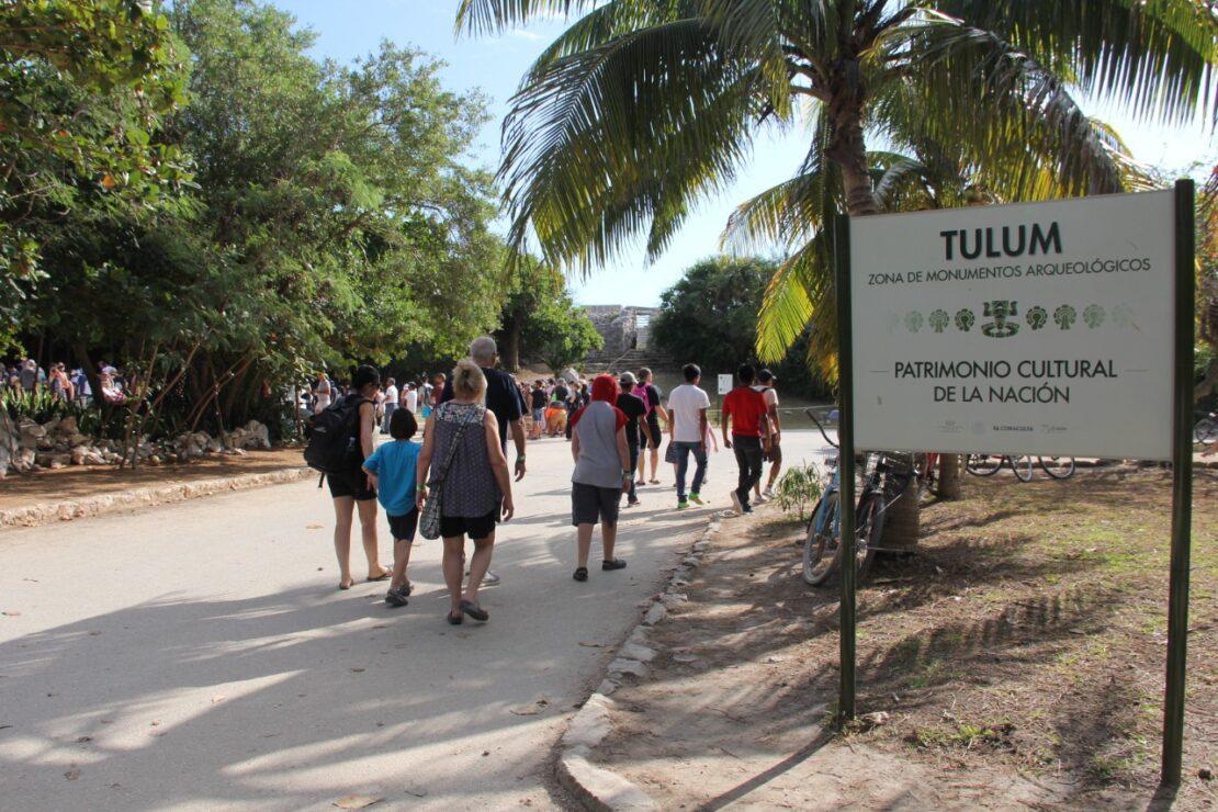 Reabren al público la Zona Arqueológica de Tulum; habrá estrictas medidas sanitarias para garantizar la salud de visitantes y trabajadores.