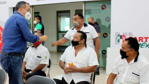 Cancunenses eligen votar por el gobierno de Jorge Rodríguez para mejorar la promoción de Cancún.