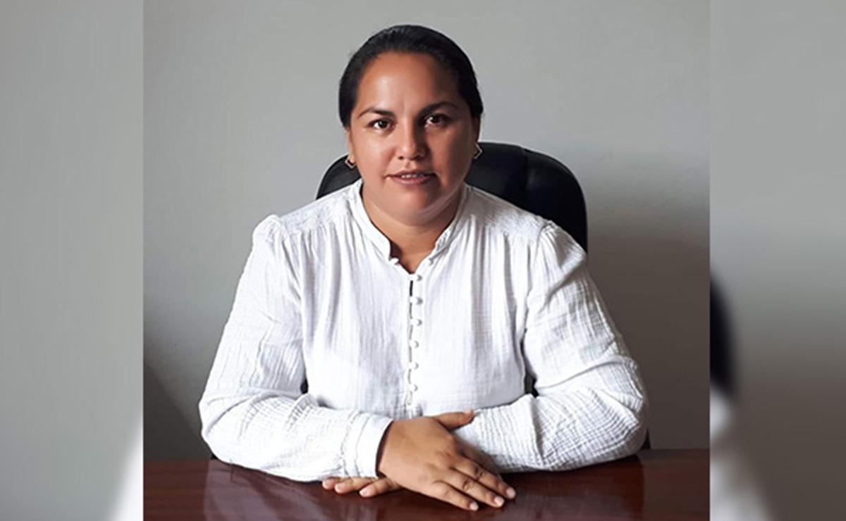 """Candidata del PES, argumenta """"mano negra"""" en detención de su hermana"""
