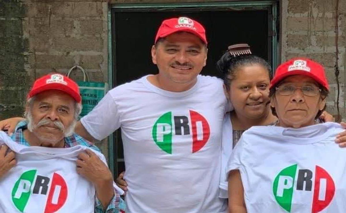 Candidato de Oaxaca es atacado a balazos; hieren a su hija