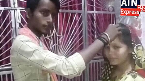 No cabe duda que cuando alguien ama de verdad quiere ver feliz a la pareja,, ese es el caso de un hindú que supo sobreponerse a la infidelidad de su exesposa