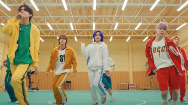 BTS estrena el video de Butter y el ARMY está cerca de lograr la meta