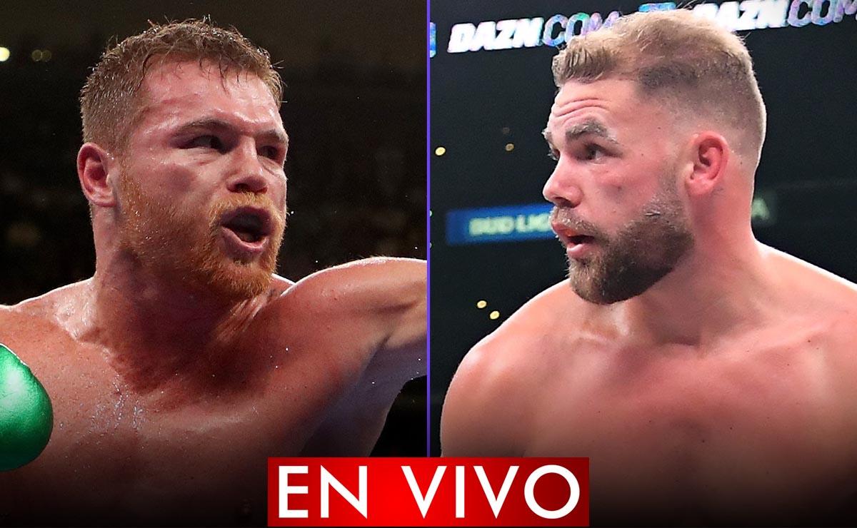 """""""Canelo"""" Álvarez vs Billy Joe Saunders ver En VIVO"""