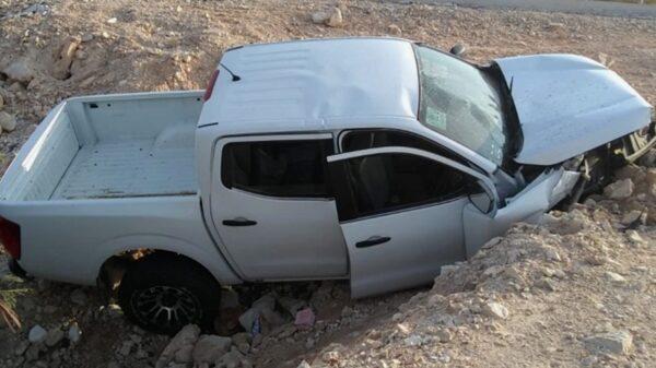 Fuerte choque en la carretera Mérida-Peto deja como saldo un muerto y siete lesionados