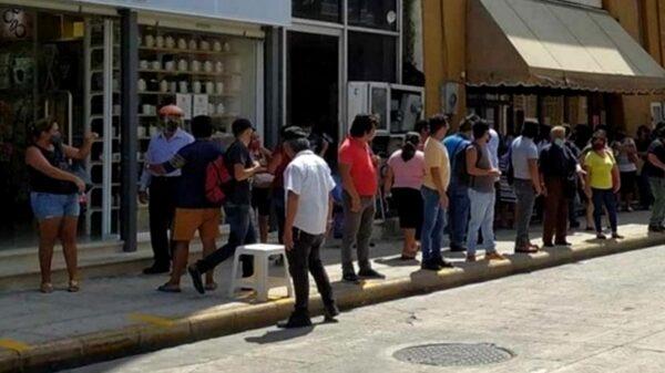 Yucatán en semáforo amarillo mejora su actividad comercial, indican