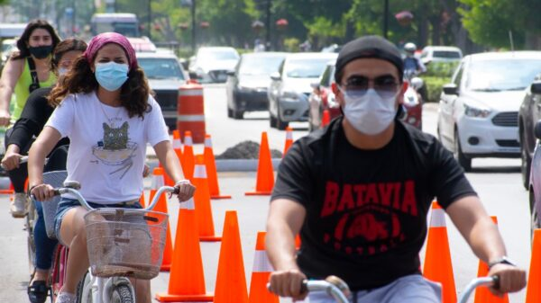 En descenso los casos positivos de Covid-19 en Yucatán