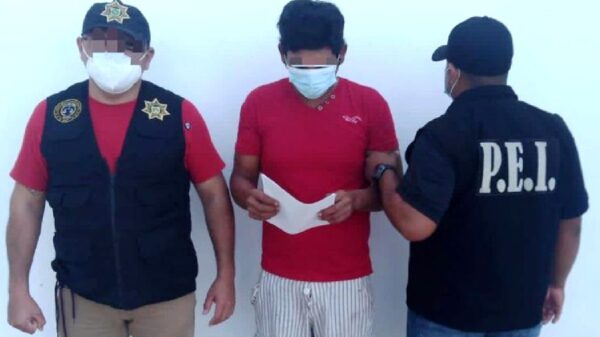 Joven de 22 años es capturado por robar y matar a golpes a un abuelito en Progreso