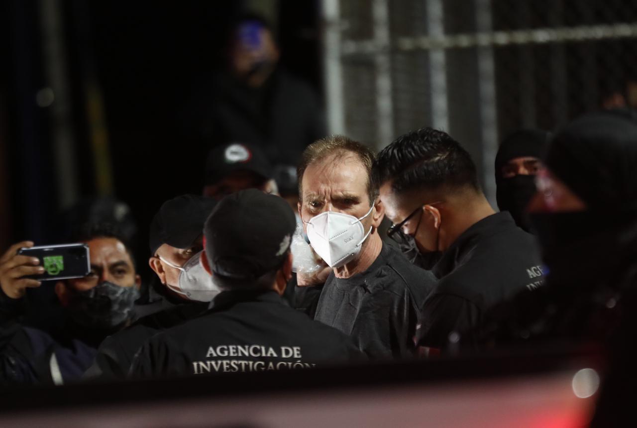 Efímera libertad de Héctor Luis 'El Güero Palma'.