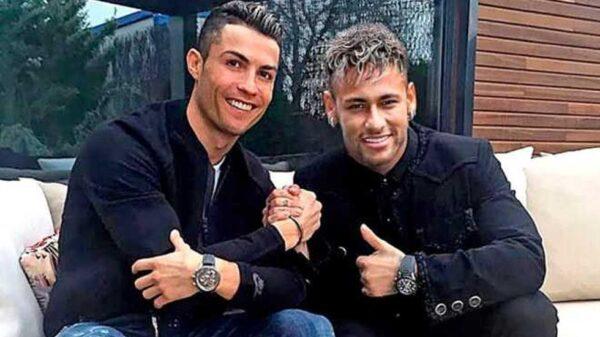 Neymar confiesa que quiere jugar con Cristiano Ronaldo