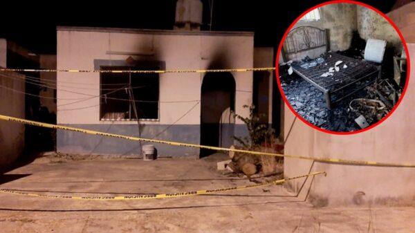 Mérida: Mujer es acosada por su expareja, le incendia la casa por no regresar con él