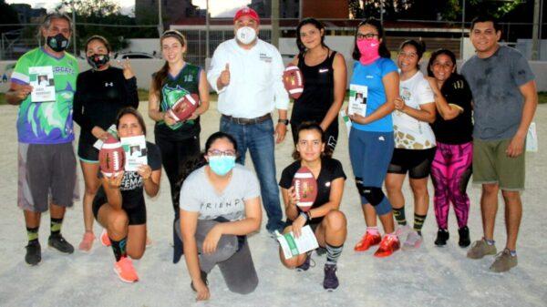 Para gobernar Cancún Jorge Rodríguez prioriza salud de los cancunenses