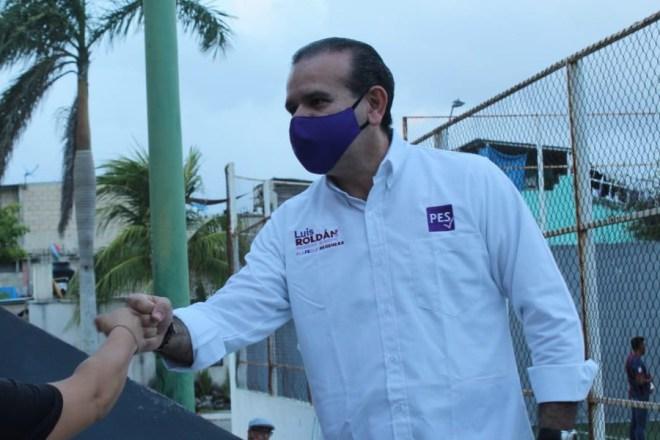 Auditarán recursos de campaña de Luis Roldán como candidato del PES.