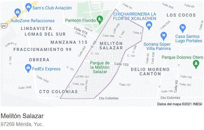 Abuelita de 63 años entre los detenidos por narcomenudeo en Mérida
