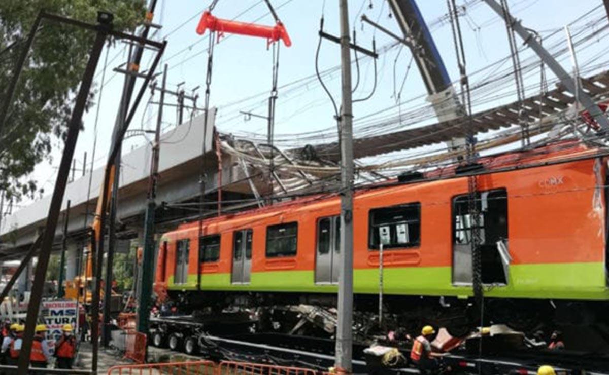 Aumenta el número de muertos por desplome de la línea 12 del Metro