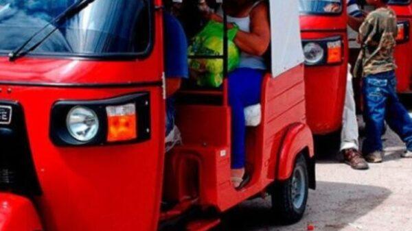 Insiste diputada Erika Castillo en regular mototaxis en Quintana Roo.
