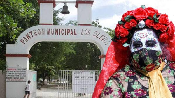 Pese a pandemia, abrirán panteones en Cancún el diez de mayo