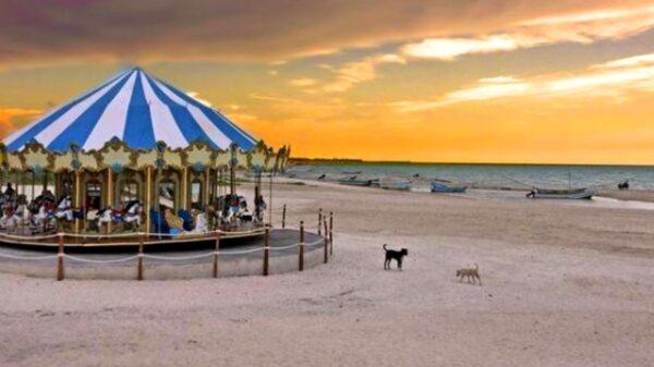 Inicia los preparativos para instalar un Parque Playa en Progreso