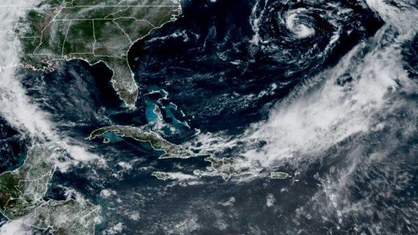 Ana, primera tormenta subtropical, abre temporada ciclónica en el Atlántico