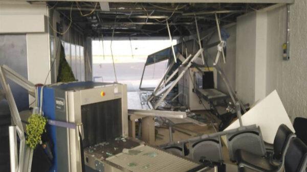 Tromba en Nuevo Laredo deja un muerto y daños