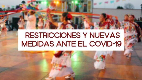 Entérate: Estas son las 6 medidas que entrarán en vigor este jueves a Yucatán