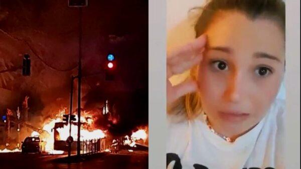 Video: Yucateca difunde momento de terror que vivió durante el bombardeo a Israel