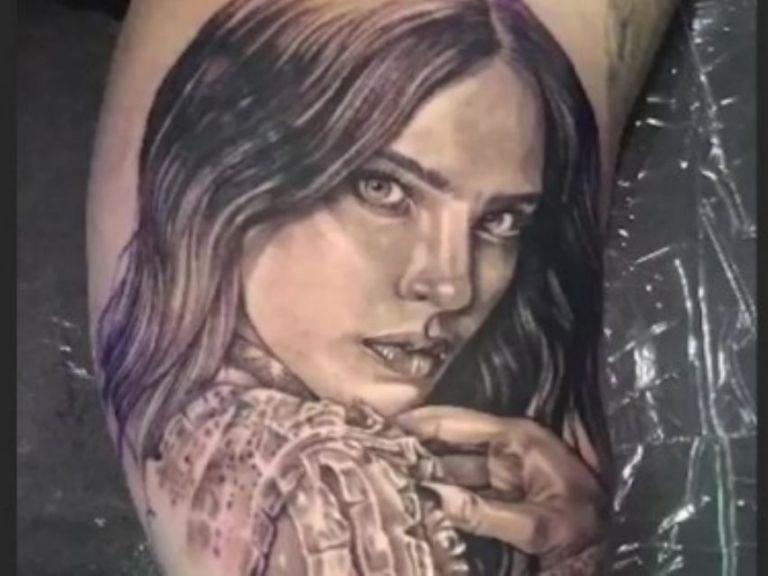 ¡Lupillo Rivera cierra ciclos! Se borra el tatuaje de Belinda