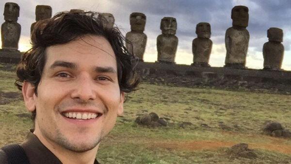Alan Estrada viajará a las profundidades del Titanic