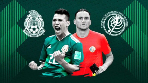 México vs Costa Rica: Horario y dónde ver el partido