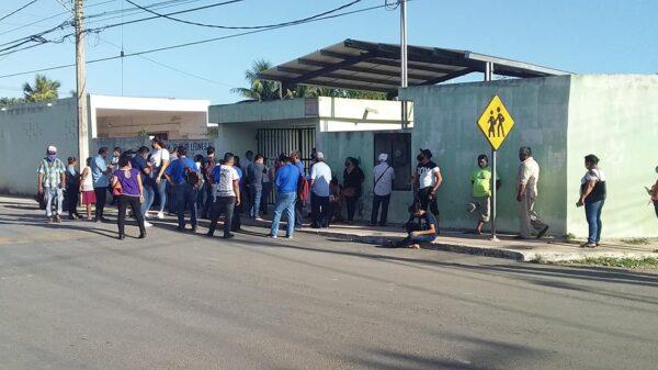 En marcha la jornada electoral en Yucatán.