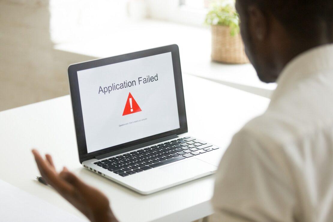 Se registra caída global del servicio de varias páginas web.