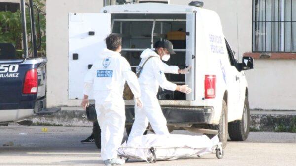 Cancún: Hallan cuerpo descuartizado en estacionamiento de Villas Otoch Paraíso.