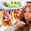 Filtran foto de Salma Hayekcomiendo 10 tacos de cochinita