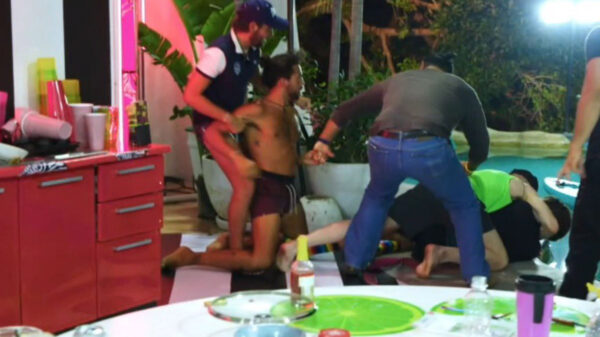 Acapulco Shore: Se desataron los guamazos entre Beni y Ramiro
