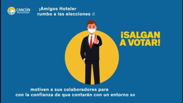 Emite la AHCPM&IM recomendaciones para emitir el voto de forma segura