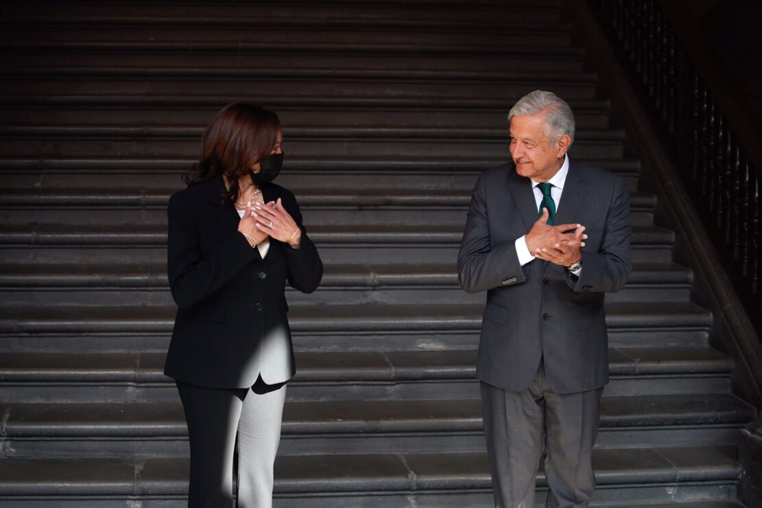"""ONG's y prensa independiente, era para Guatemala"", aclara Harris"