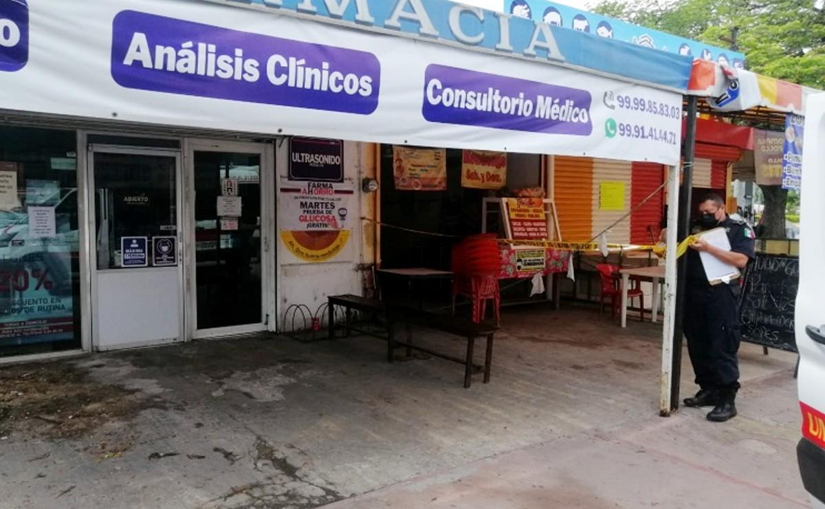 Señor de la tercera edad muere al acudir a una consulta médica en Mérida