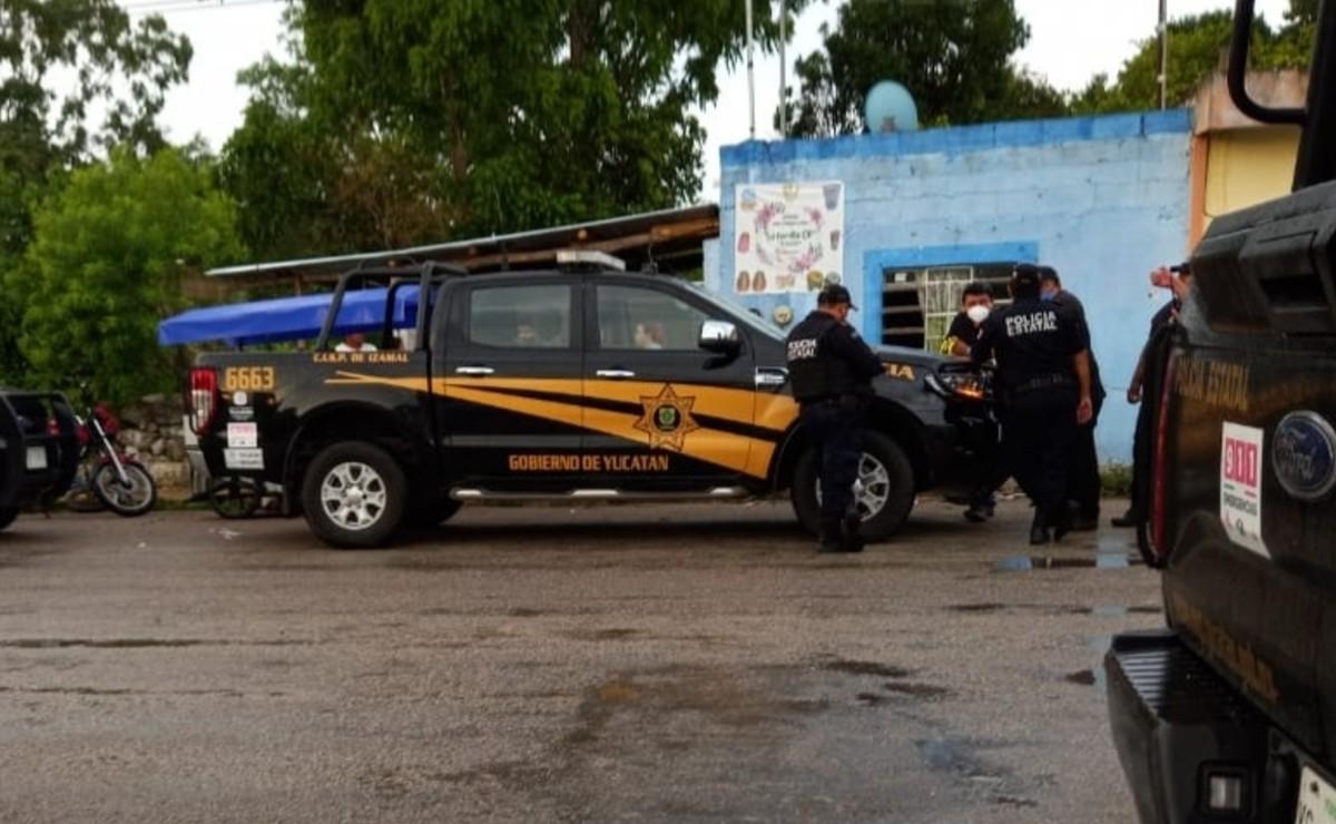 Tahmek: Joven de 16 años termina herido al dispararse con un arma de fuego que limpiaba
