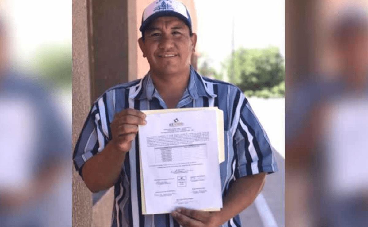 Vecino gana presidencia municipal en Sonora sin ser candidato