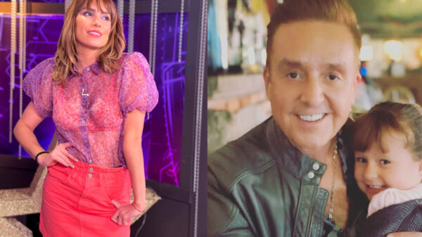 Andrea Escalona revela que su futura hija será como Daniel Bisogno