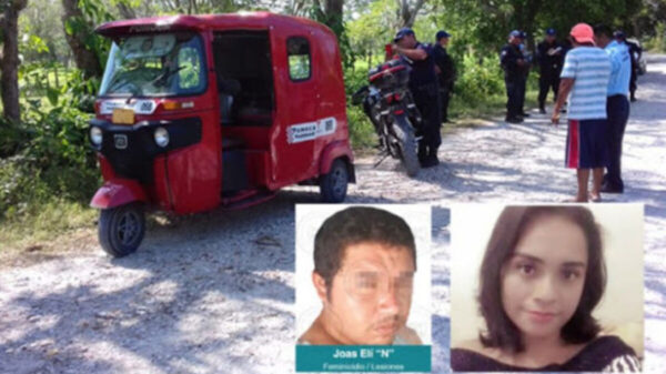 Sujeto asesina a su expareja embarazada, en Tabasco