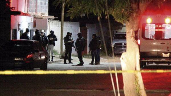 Sujetos armados asesinan a siete personas, en Zacatecas