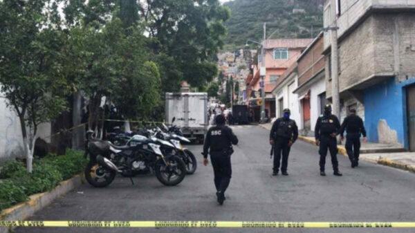 Sujetos armados matan a tres personas en la alcaldía Gustavo A. Madero
