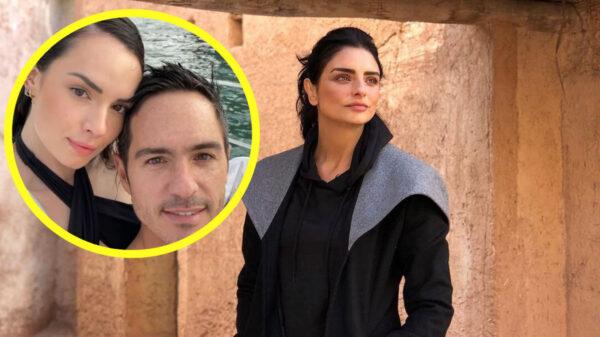 Así reaccionó Aislinn Derbez sobre la nueva pareja de Mauricio Ochmann