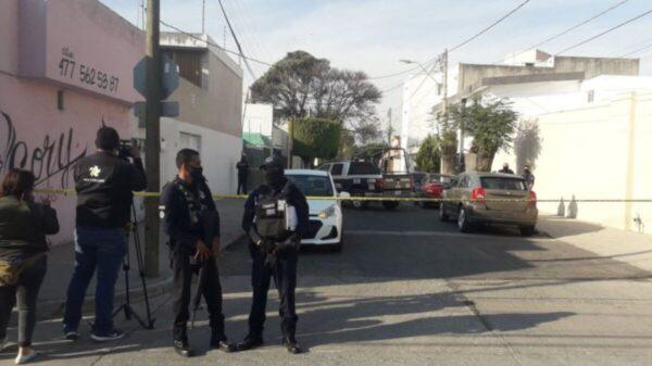 Cinco personas fueron asesinas por un grupo armado en Guanajuato