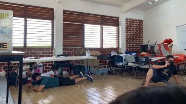 Reportan balazos en casilla del Cecyte 2 de Cancún; PRD pide investigar
