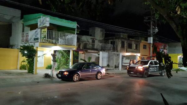 Cancún: Balean a hombre en restaurante de Barrio Maya