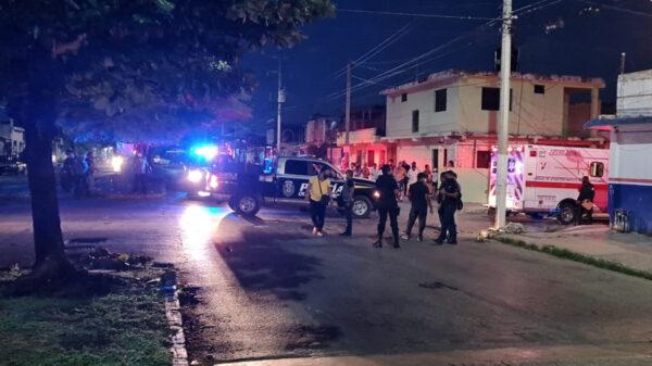 Cancún: Intento de ejecución deja dos lesionados en la SM 94