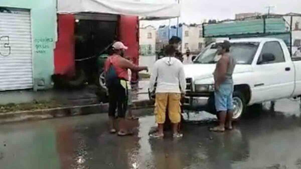 Cancún: Violenta balacera en Villas Otoch Paraíso deja tres heridos